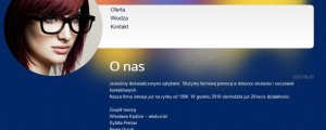 Zakład Usług Optycznych Wiesława Kędzior